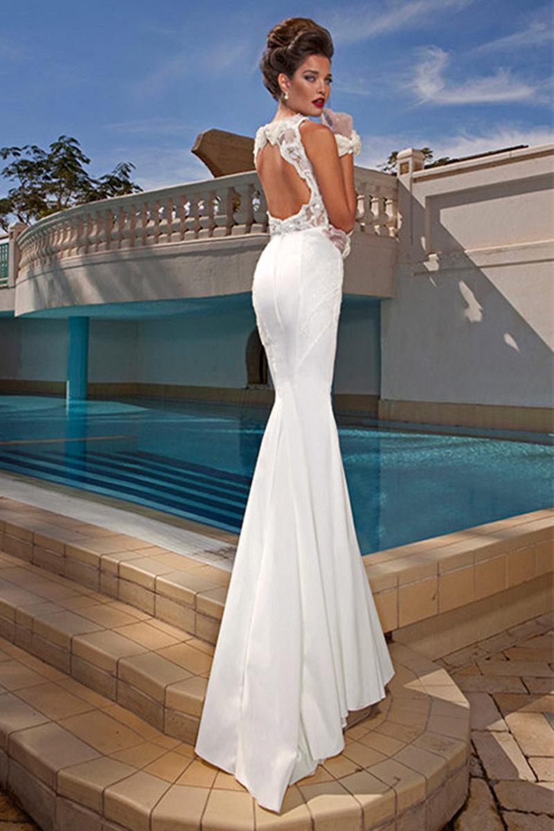 Wedding Dresses Pearls 39