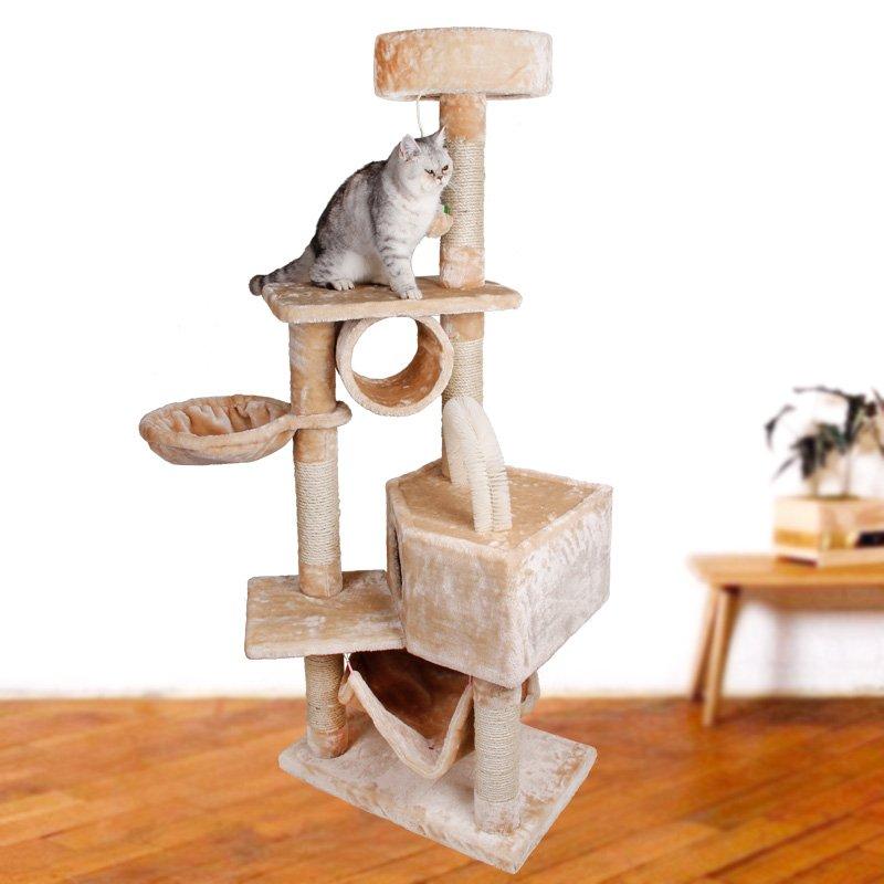 Rascadores para gatos: ¿cuáles comprar y por qué?