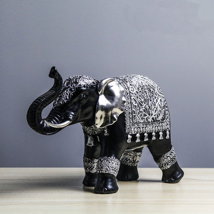 Online Buy Wholesale Small Elephant Statue From China Small Elephant Statue Wholesalers