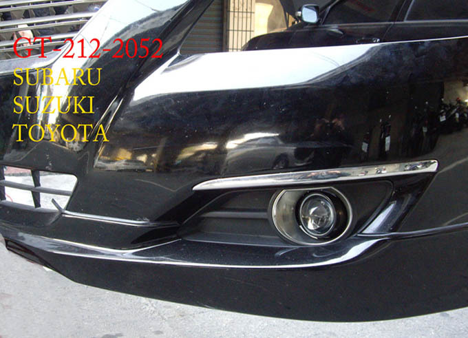 Replacement Parts for toyota aurion coster corolla headlight front Variable optical Bifocal lens high dipped beam