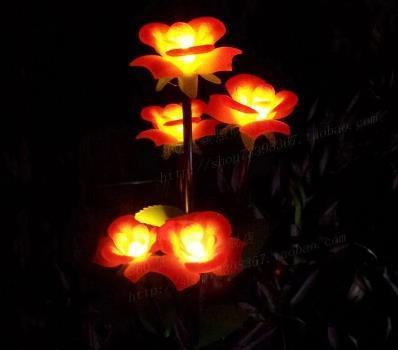 Solar lights lawn lamp garden decorations flower gardening landscape lantern decorations home furnishings accessories(China (Mainland))