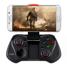 iPega PG-9033 Wireless Bluetooth Game Controller Gamepad Joystick for IOS Android Smartphone Tablet PC Computer Smart TV/TV Box(China (Mainland))