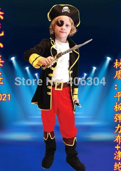 Child Pirate Costume