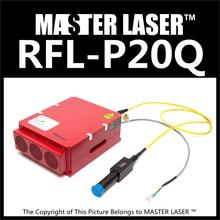 Best Quality Raycus RFL-P20Q Laser Steel Marking Machines DIY PART Fiber Laser 20W