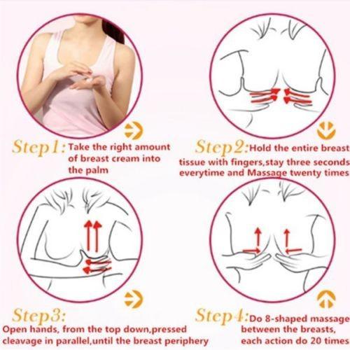 Крем для увеличения груди Magic Breast Cream