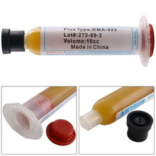 Promotion! Solder Soldering Paste 10cc Flux Grease RMA223 RMA-223(China (Mainland))