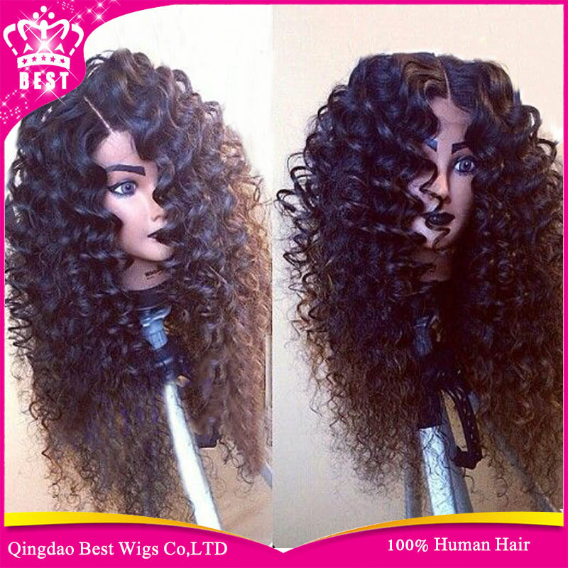 26 Indian Deep Curly Human Hair Wigs 6A Glueless Full Lace Wigs For Black Woman Lace Front Wig Natural Hairline Bleached Knots<br><br>Aliexpress