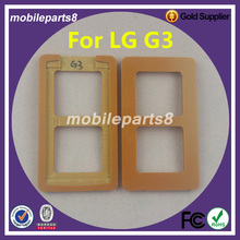 100% test OK very high quality Refurbishment Glueing Repair LCD Outer Glass Mould Mold For LG G3 D855(China (Mainland))