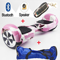 Hot cool 6 5 Inch smasung battery Two wheel Electric scooter Hoverboard Unicycle Skateboard Standing Drift
