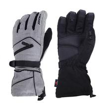 Сноуборд перчатки ветрозащитный унисекс снегоход мотоцикл лыжные перчатки плащи зимние теплые перчатки мужчины женщины