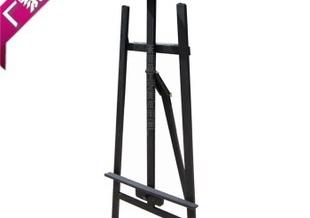 Factory direct folding system easel large black brace after sketch painting frame<br><br>Aliexpress