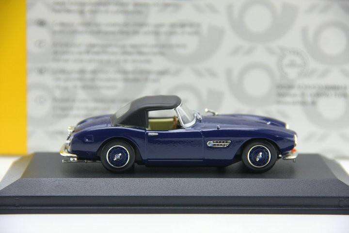 NOREV 1:43 507 Basic classic automotive mannequin Detachable roof Alloy automotive fashions Favourite Mannequin