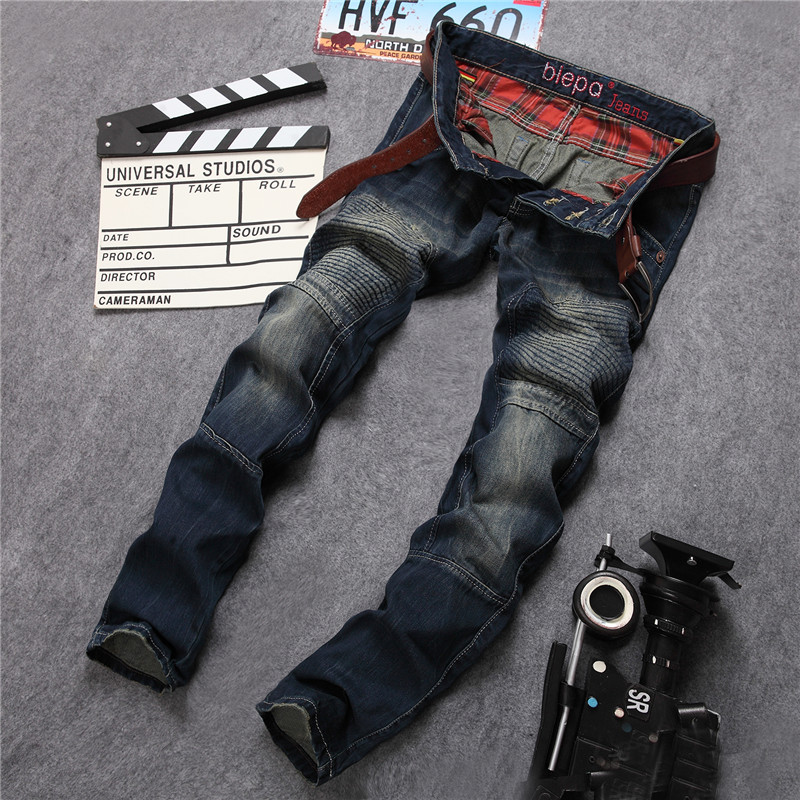 Mens  fashion straight jeans pants  jeans style jeans  long  trousers  #977Одежда и ак�е��уары<br><br><br>Aliexpress