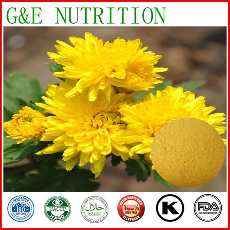 100% Natural High Quality Wild Chrysanthemum Extract, Wild Chrysanthemum Extract Powder 1000g