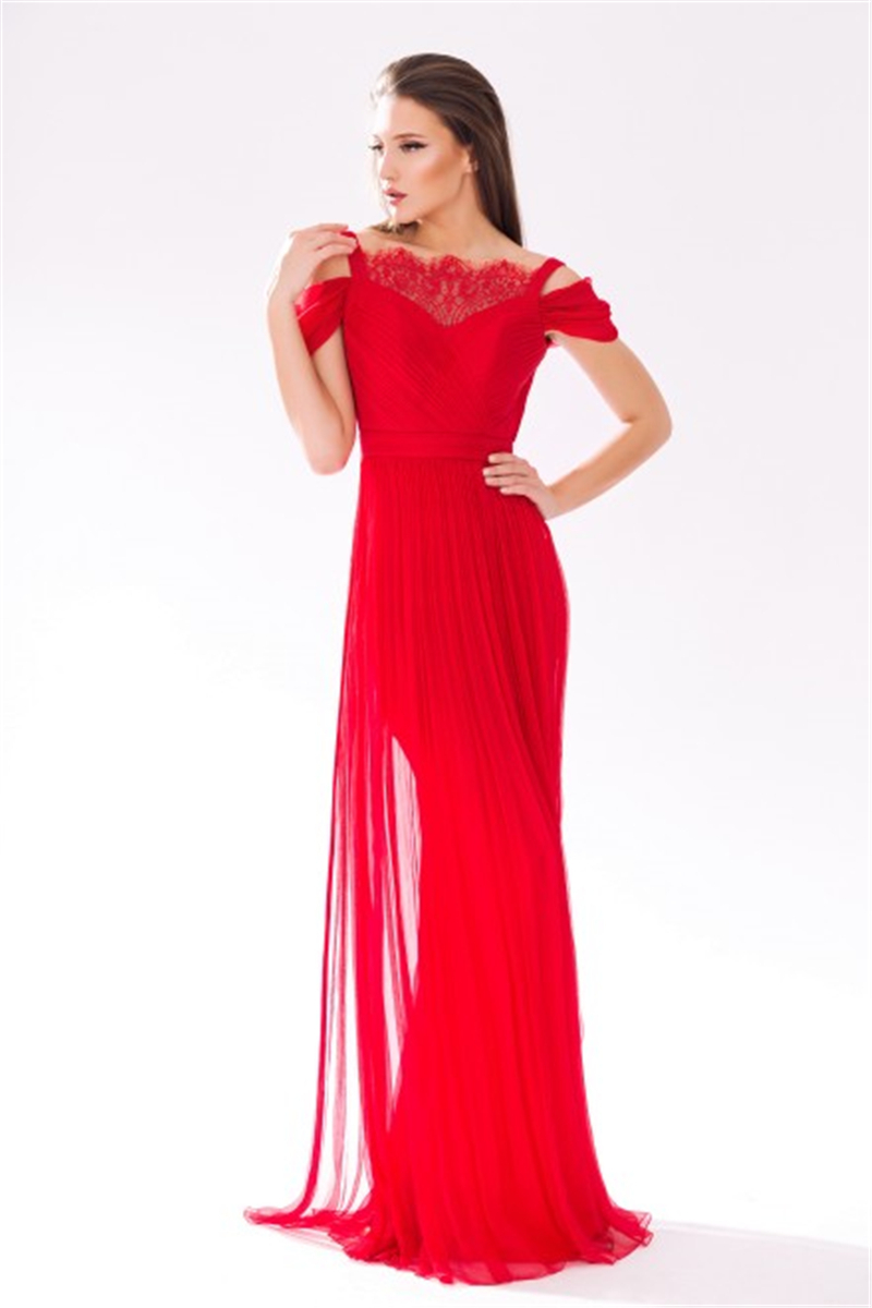 Original Red Evening Gowns On Pinterest  Long Red Dresses Elegant Evening