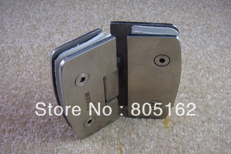 Glass door hinge,shower door hinge,stainless steel hinge(XYGL-03)(China (Mainland))