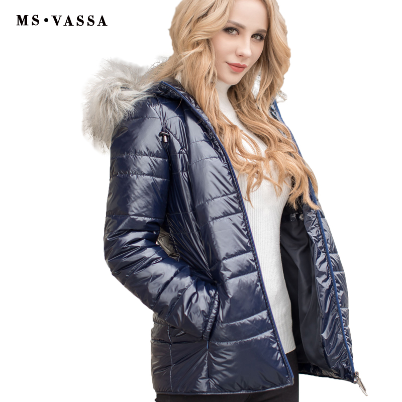 New Ladies jacket Spring Women jacket plus over size S-6XL with fake fur along removable hood stand up collar high quality(China (Mainland))