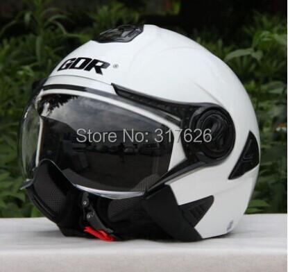Free shipping Motorcycle helmet Double lvisor helmet GDR - 622 - b ECE certification helmet