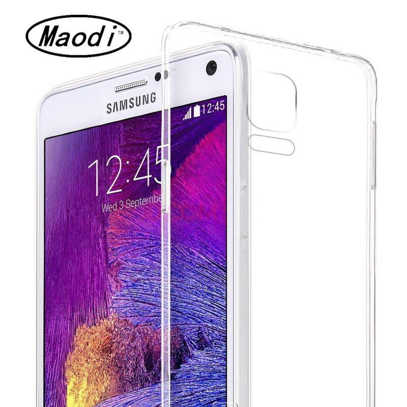 Ultra Thin Soft TPU Gel Original Transparent Case For Samsung Galaxy S8 S8 Plus S3 S4 S5 S6 S7 Edge Phone Bags(China (Mainland))
