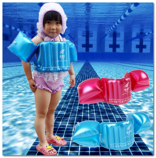 1pc hot high quality baby inflatable swan for pool toys float vest flotadore new vest arm ring combination set swimming rings(China (Mainland))