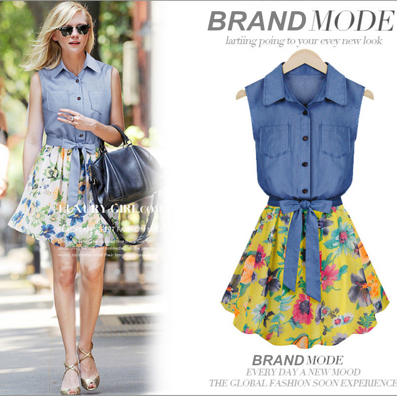 Western Summer Dresses - Dress Xy