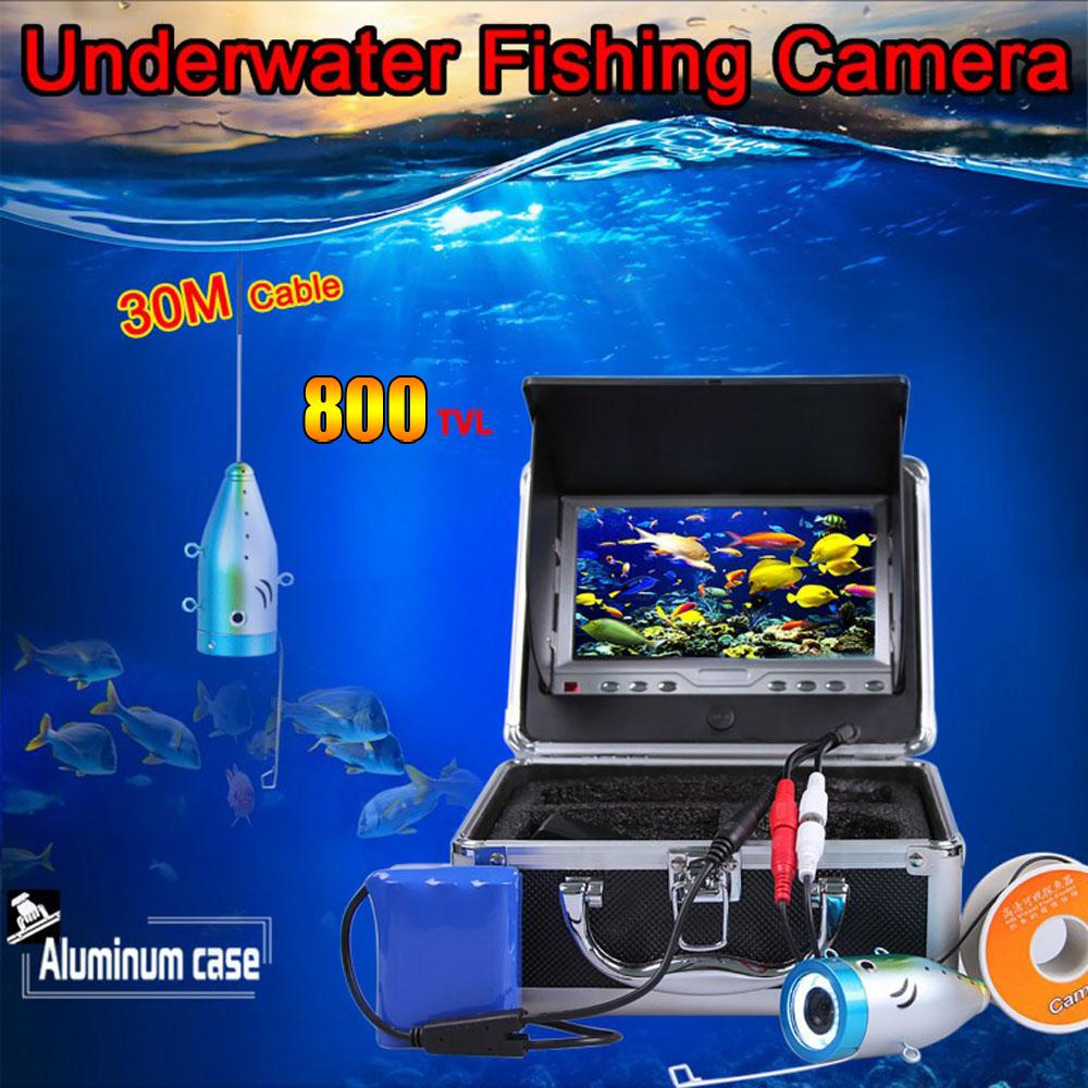 Рыболокатор 7 TFT LCD 800TVL Finder 30 Finder