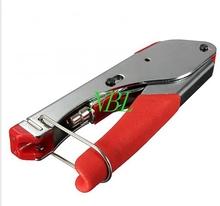 Coaxial alicates de Cable de red de compresión herramienta corrugadora para Coaxial cabeza del Cable F RG6 RG59 BNC RCA que prensa conector envío gratis