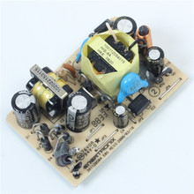 500MA AC-DC 12V 0.5A Switching Power Supply Module for Replace/Repair LED Power Supply Board(China (Mainland))