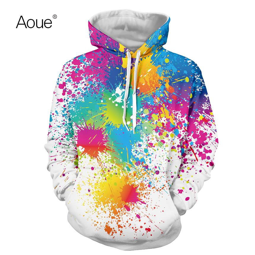 2017 3D men fleece hoodies Sweatshirt hooded Sporting Suit Men tracksuit men's 3d hoody(China (Mainland))