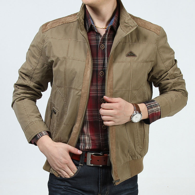 Men's Casual Jackets For those days when you aren't exploring the great outdoors, we also offer a great range of casual men's jackets for every day wear. From parka jackets to duffle coats, our styles are fashionable, comfortable and affordable, so you can look great no matter your budget.