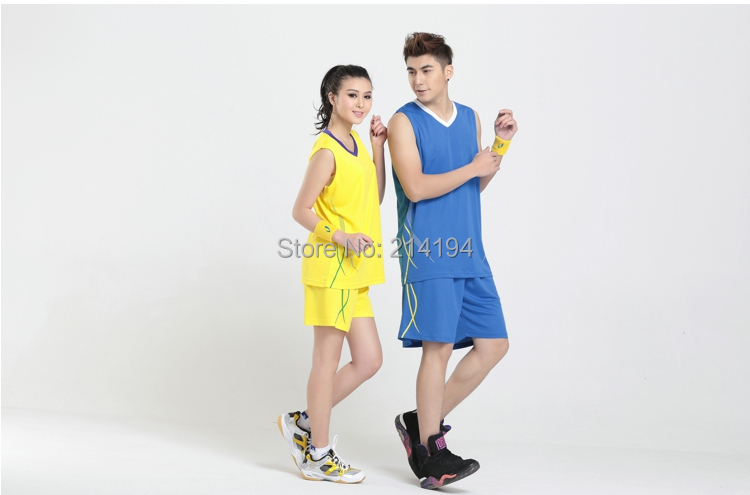 Package mail basketball suit men women high-grade garments training custom number printed word order 5 color - Online Store 214194 store