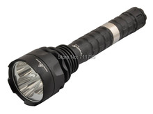 TrustFire TR-J19 4100LM cree xml t6 led rechargeable tactical flaashlight(China (Mainland))