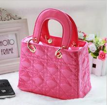 Baby Bag Girls Accessories Kids Princess Package Fashion Handbags Children PU Slingbag Free Shipping(China (Mainland))