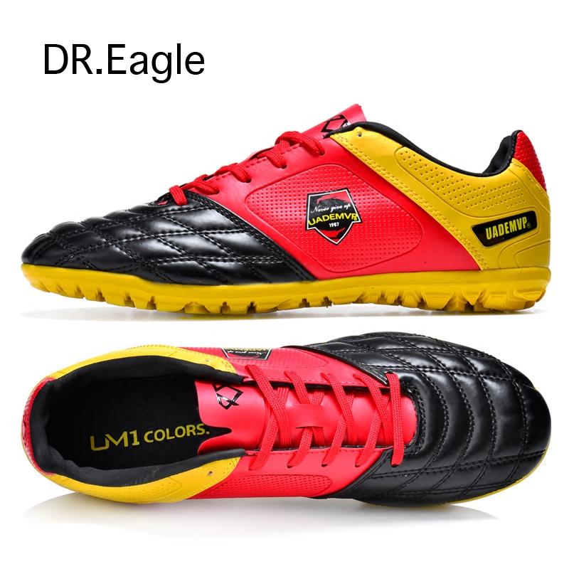 Football chaussures promotion achetez des football for Chaussure de soccer interieur