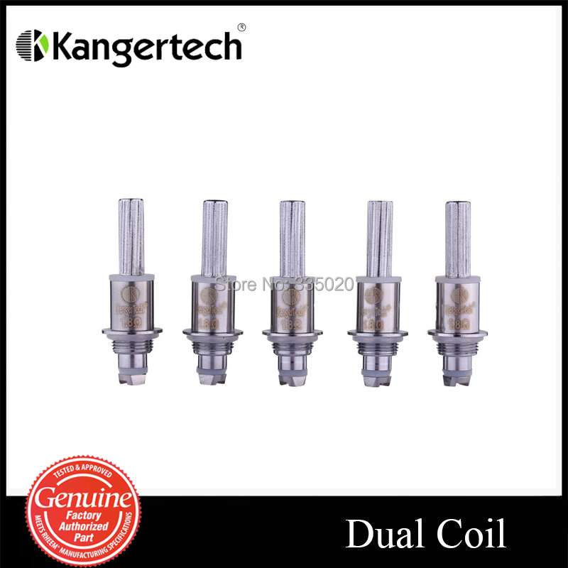 Original Kanger Dual Coil for Aerotank Mini Aerotank Mega Protank3 Mini Protank3 EVOD Glass EVOD 2