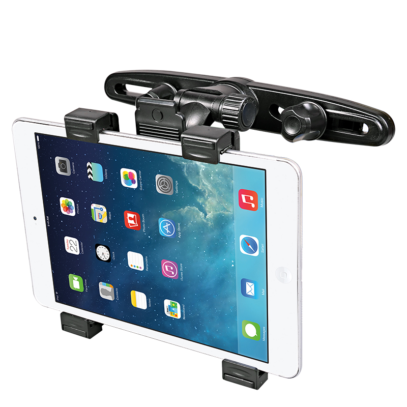 Fit 7-11inch soporte tablet car headrest mount holder stand for samsung iPad air 5 4 3 2 mini xiaomi mipad 2 kindle tablet(China (Mainland))