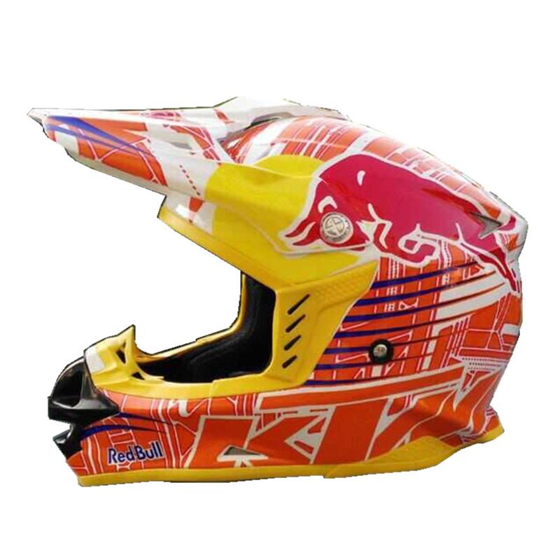 New arrival brand KTM motocross helmet professional off road helmet Men motorcycle helmet Dirt Bike Rally racing capacete