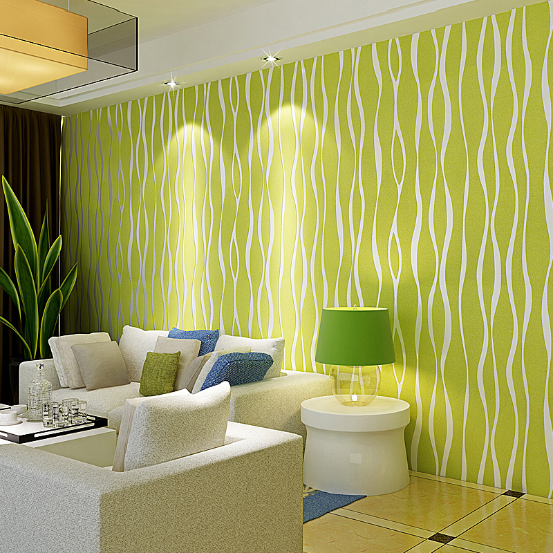 gr ne tapete wohnzimmer. Black Bedroom Furniture Sets. Home Design Ideas