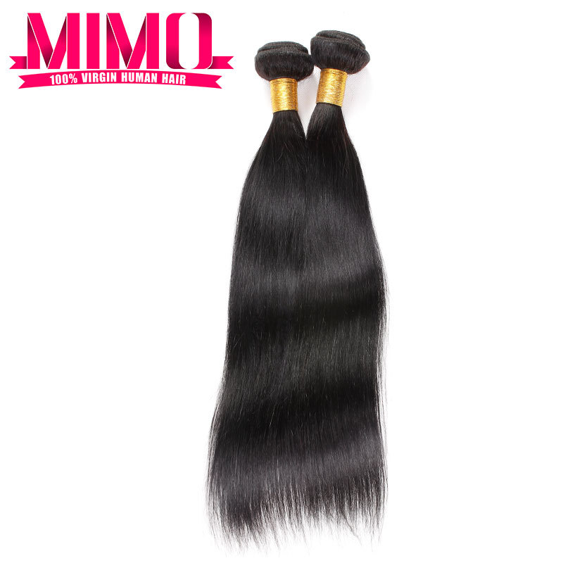 Peruvian Virgin Hair Straight 6A Rosa Products Human Weaving Bundles Sale - MIMO Product Co., Ltd store