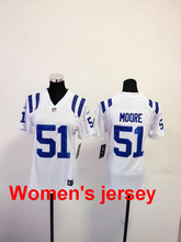 A+++ Women ladies Indianapolis Colts ladies 1 Pat McAfee 12 Andrew Luck 13 TY Hilton Embroidery Logos size S to XXL,camouflage(China (Mainland))
