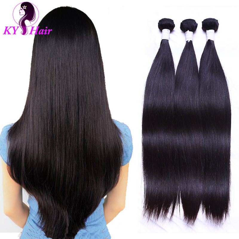 Гаджет  6A Unprocessed Virgin Hair Malaysian Straight Hair 3Pcs Lot 8-28 inches Rosa Hair Products 100% Human Hair Weave Free Shipping None Волосы и аксессуары