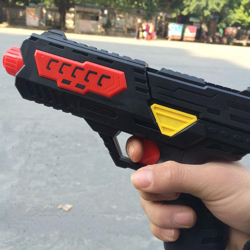 Air Gun model pistolsubmachine Paintball gun Pistol Plastic Toys Soft Bullets Gun Water Crystal paintball sub machine Gun(China (Mainland))