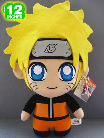 Movies & TV gift toy naruto plush toy Q style Uzumaki Naruto birthday gift about 32cm(China (Mainland))