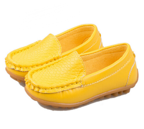 New Arrivals Fashion Children's Flats Casual Kids Boat shoes Girls Boys Loafers Baby Moccasins Dress shoes 0.7/2(China (Mainland))