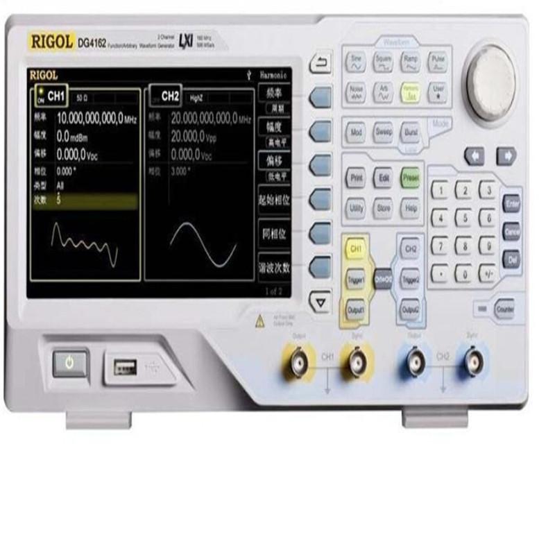 Rigol DG4102 Signal Generator Function Generator AWG 100MHz Dual Channel 7inch LCD Display<br><br>Aliexpress