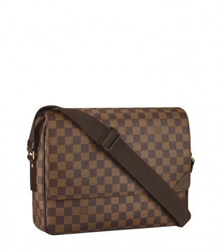 2015 1: 1 L Famous Brand Name Bags High Quality Luxury Genuine Leather Purse Men Tote Bags 41149 Foam padded laptop compartment(China (Mainland))
