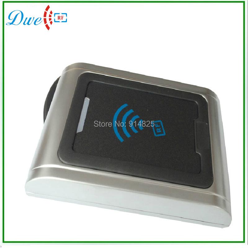 Гаджет  New Arrival Metal Case EM-ID 125 Khz 9-16V Waterproof Wiegand 26 Proximity RFID Access Control Card Reader None Безопасность и защита