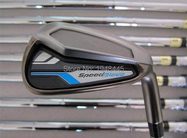 Brand New Speed Blade Irons Speed Blade Golf Irons OEM Golf Clubs 4-9PASw Regular/Stiff Flex Steel Shaft With Head Cover(China (Mainland))