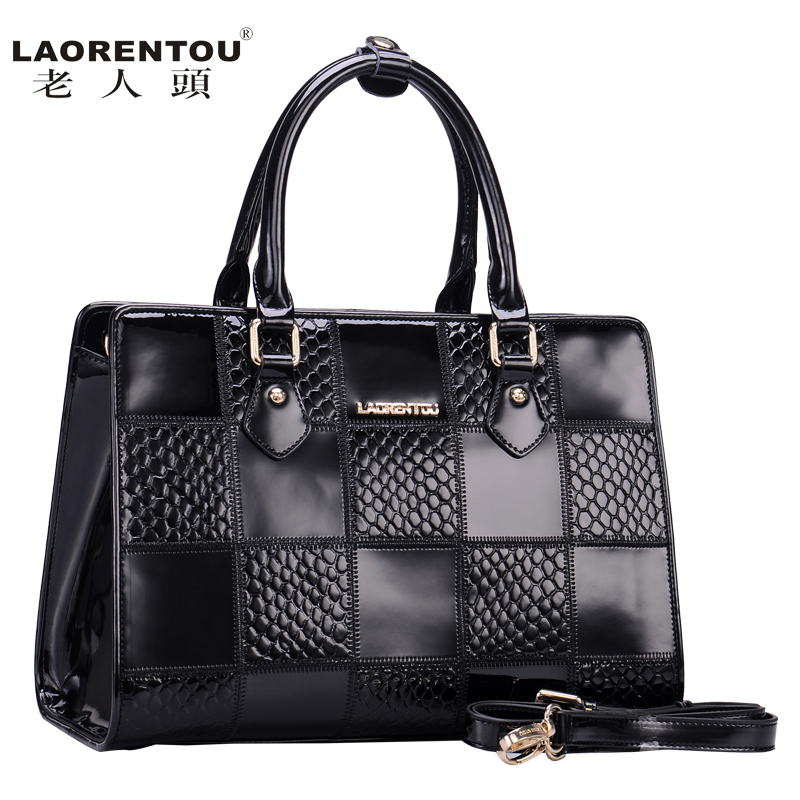Women leather handbags Crocodile women's handbag 2013 women's cowhide bags fashion female fashion handbag
