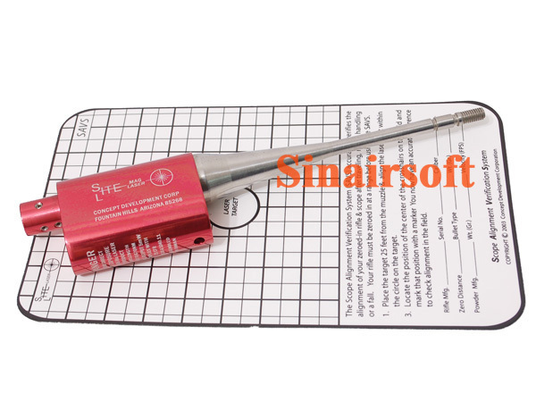 JG-30 Ultra Mag Red Laser Professional Boresighter Free Shipping<br><br>Aliexpress